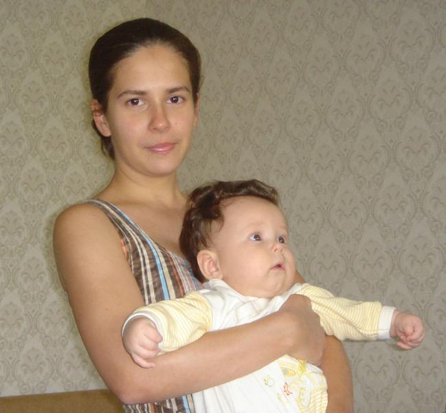 Фёдору Андреевичу - пять месяцев :)