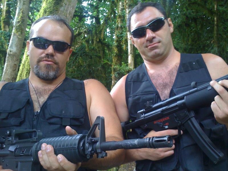 Недавние военные действия в Никорагуа